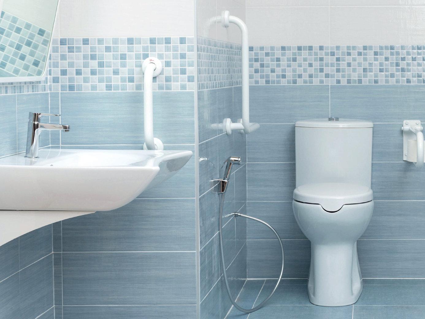 Bagni disabili anziani bagno per disabili - Dimensione bagno ...